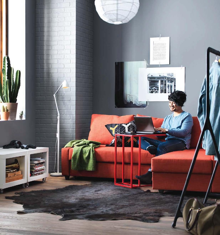 Red Sofa Interior Design Ideas