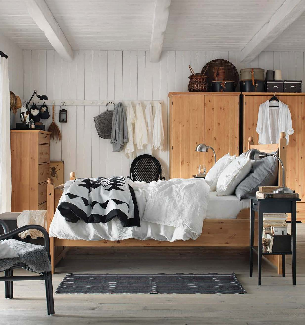 Studio Bedroom Ideas Scandinavian Bedroom Interior Design Ideas