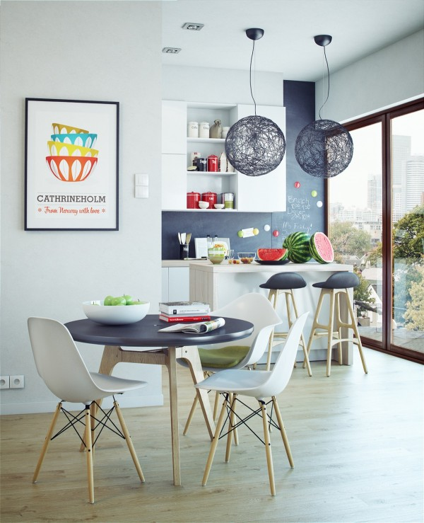 Scandinavian Living Room Design Ideas Inspiration: Scandinavian Dining Room Design: Ideas & Inspiration