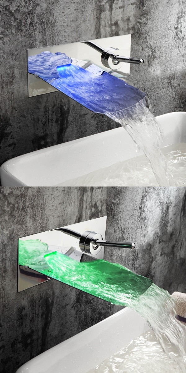 50 Uniquely Beautiful Designer Faucets