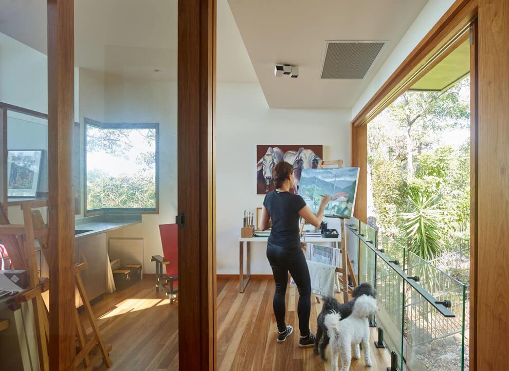 Art Studio Design Interior Design Ideas