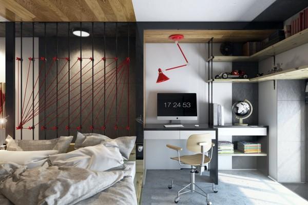 Micro Home Design Super Tiny Apartment Of 18 Square Meters