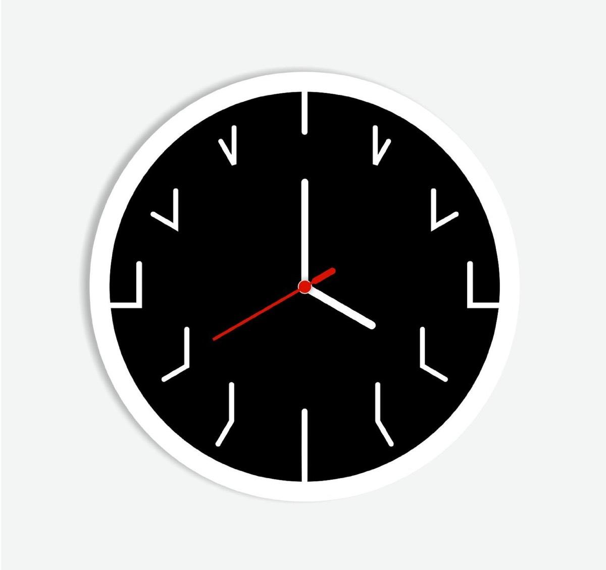 Creative Clock Design 1 Interior Design Ideas