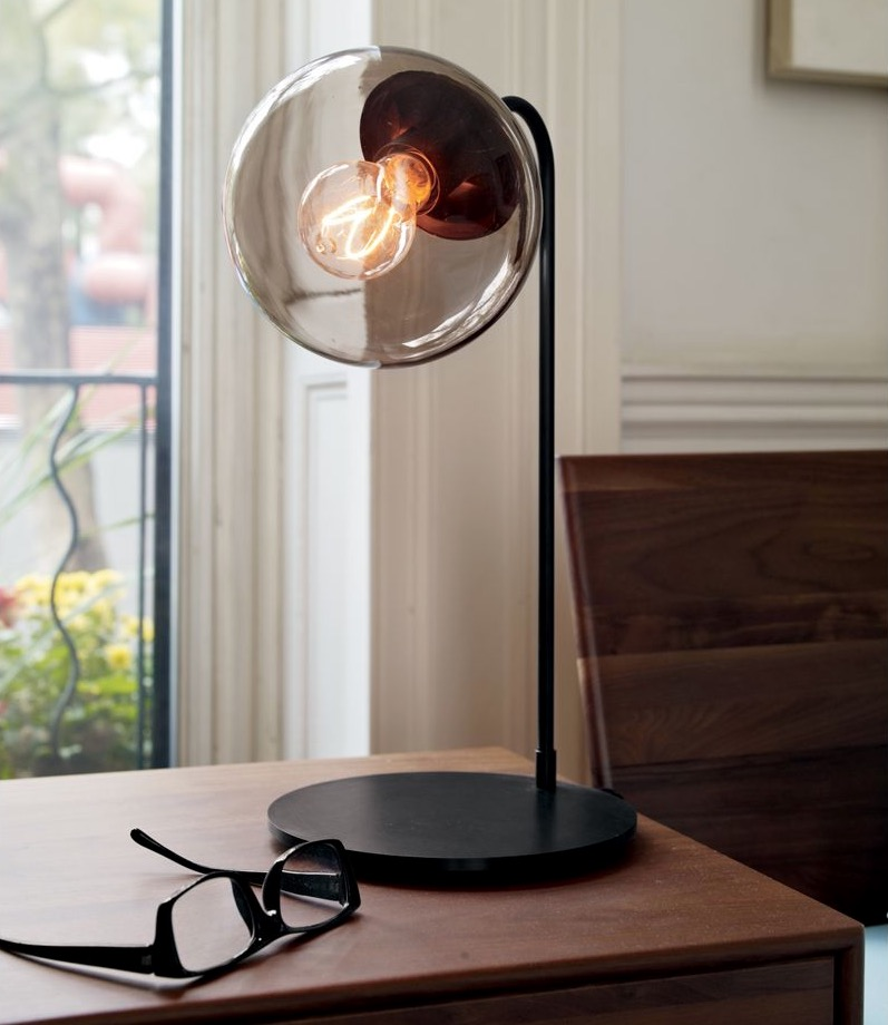 The Modo Table Lamp Is A Bit Playful In Its Design With A