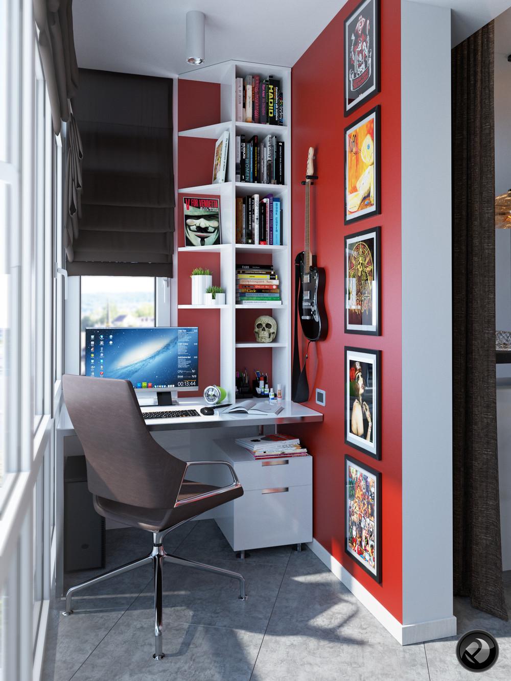 Apartment: 5 Apartment Designs Under 500 Square Feet