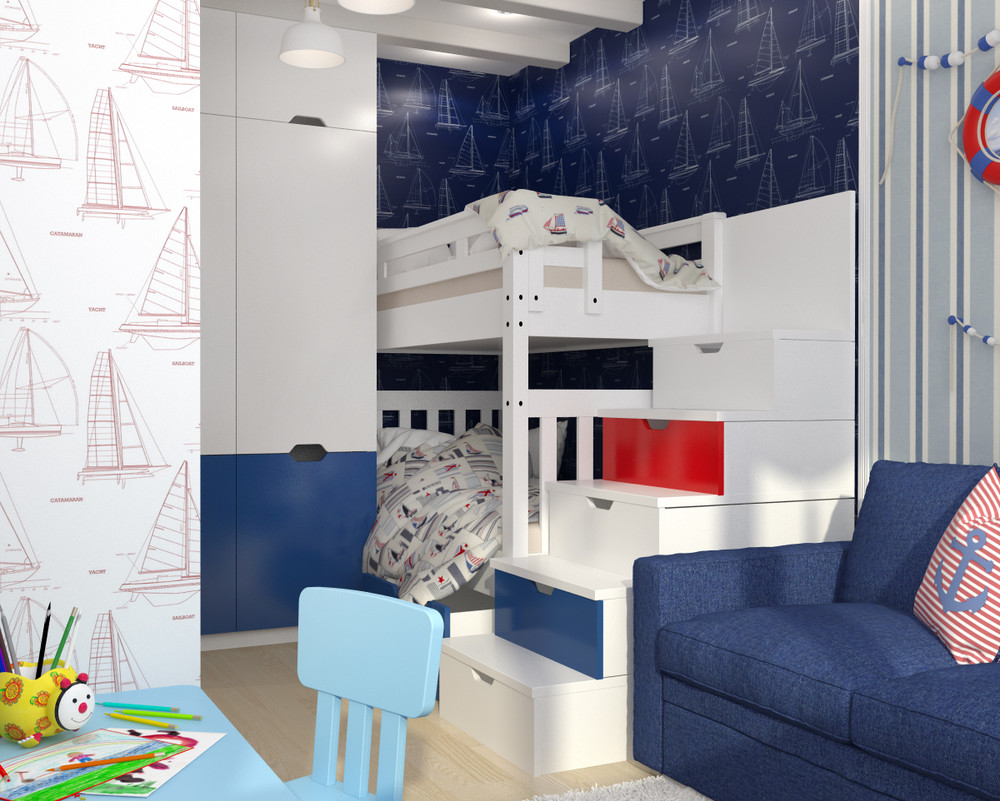 Small Kids Room For Girls