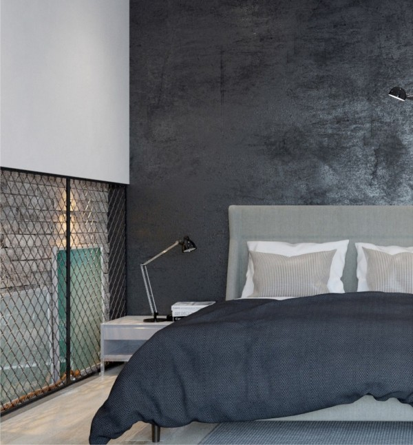 Designing On Wall: Two Sleek Apartments With Interior Glass Walls