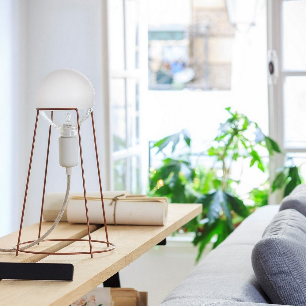 50 Uniquely Beautiful Designer Table Lamps You Can Buy