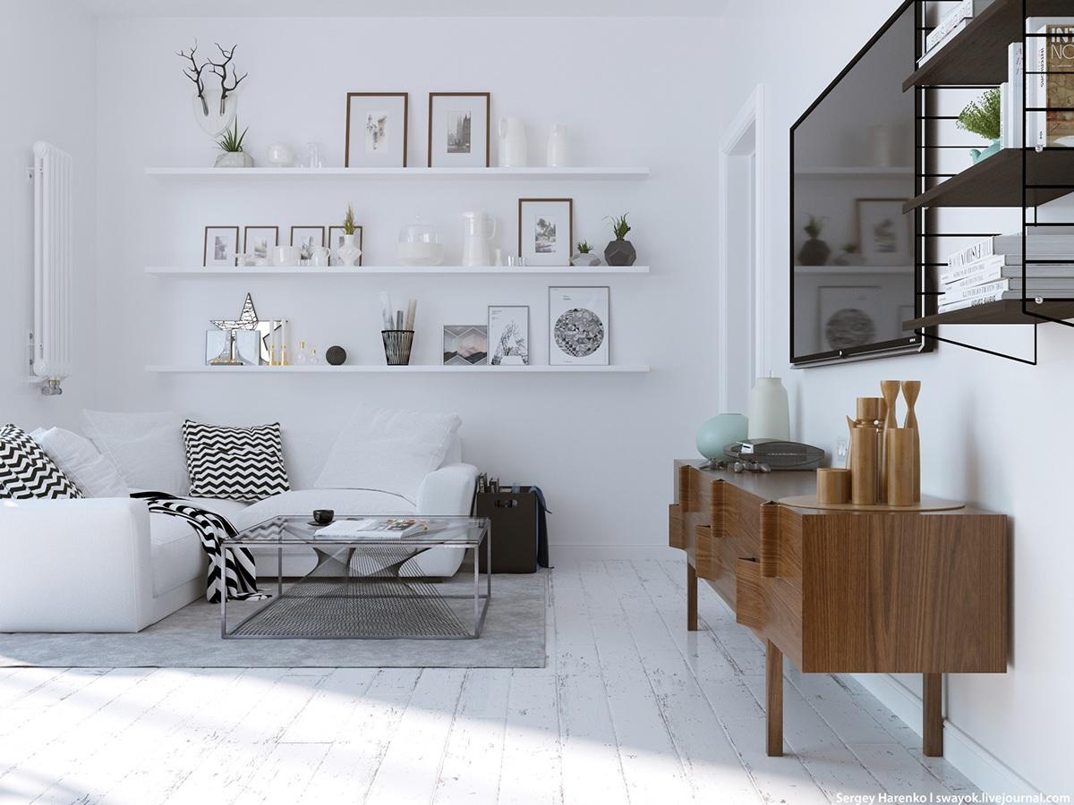Danish Modern Dining Room Chairs 3 Beautiful Scandinavian Style Interiors