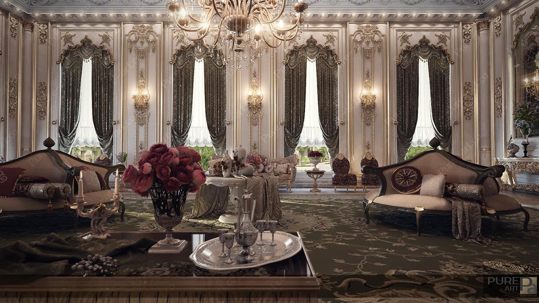 baroque architecture interior - photo #36