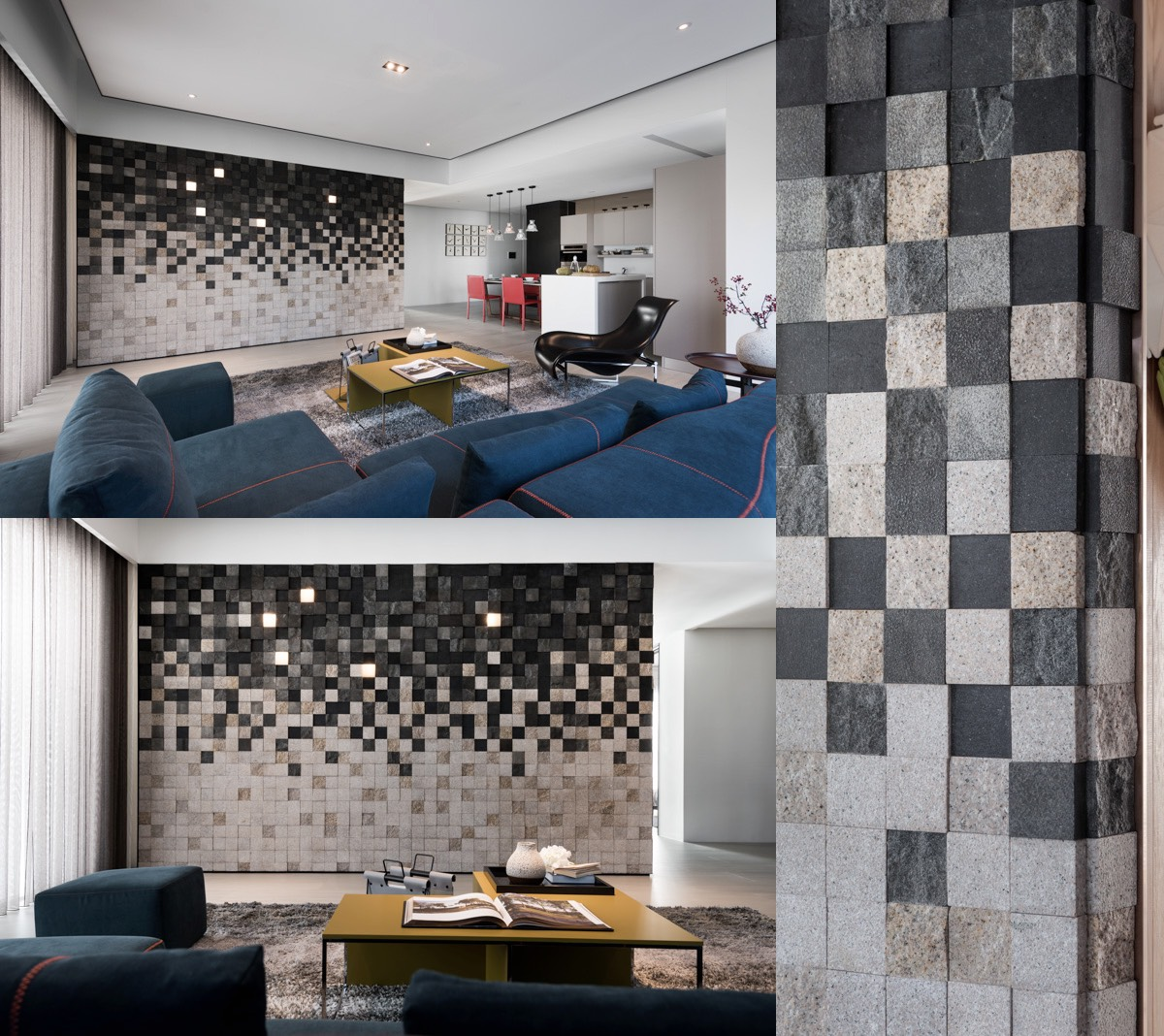 97 Dining Room Wall Tile Ideas Awesome Dining Room With Nice