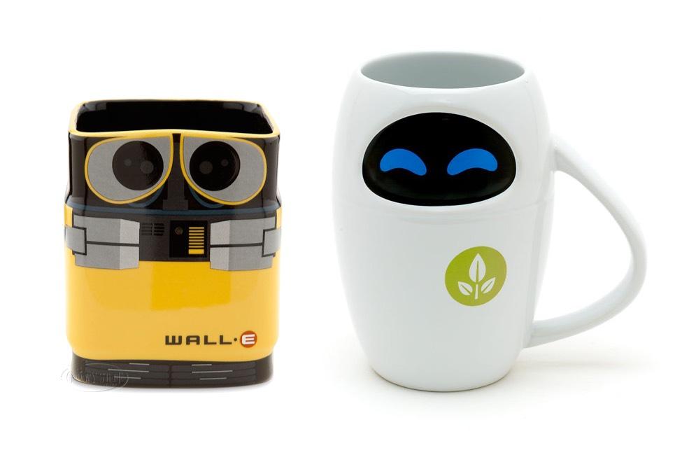 Wall E Mug Interior Design Ideas