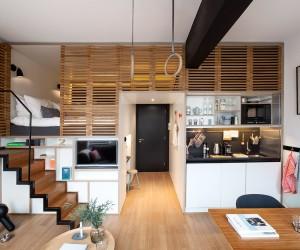 studio apartment inside. Four Amazing And Adorable Studio  Interior Design Ideas Part 2