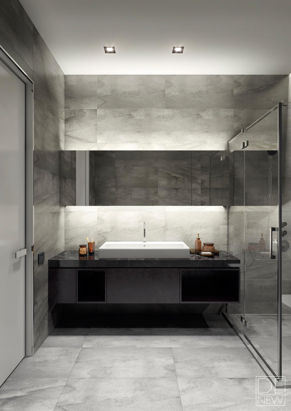 Bathroom Texture Inspiration Interior Design Ideas
