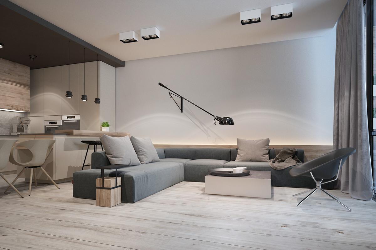Large Living Room Seating Arrangement