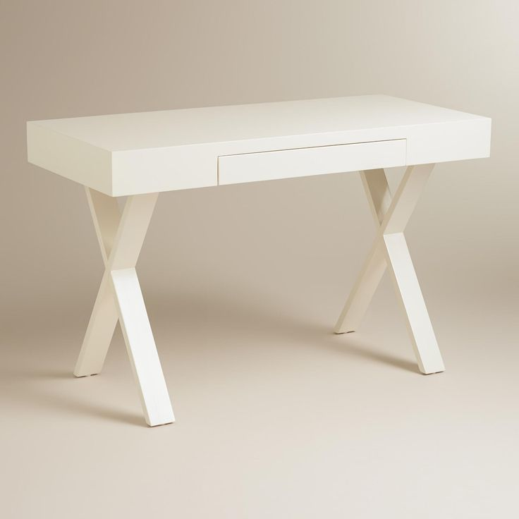 Cute White Desk