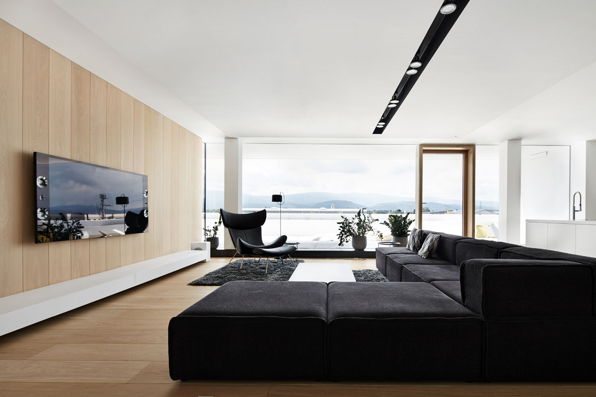 Decorated Dining Rooms Luxury Living Room Interior Design Ideas