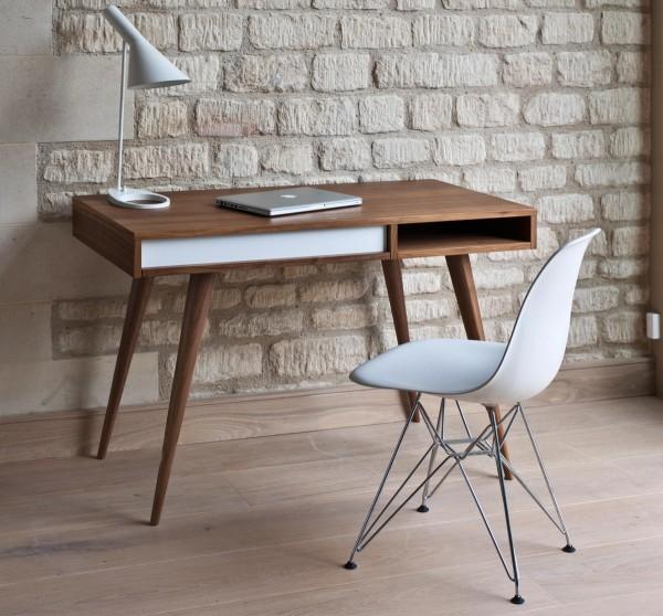 11 Cool Home Office Ideas For Men: Unique Home Office Desks