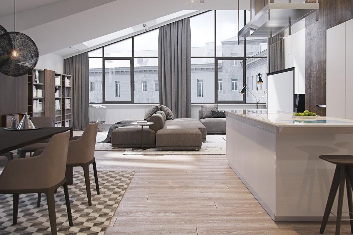 Modern Apartment Inspiration