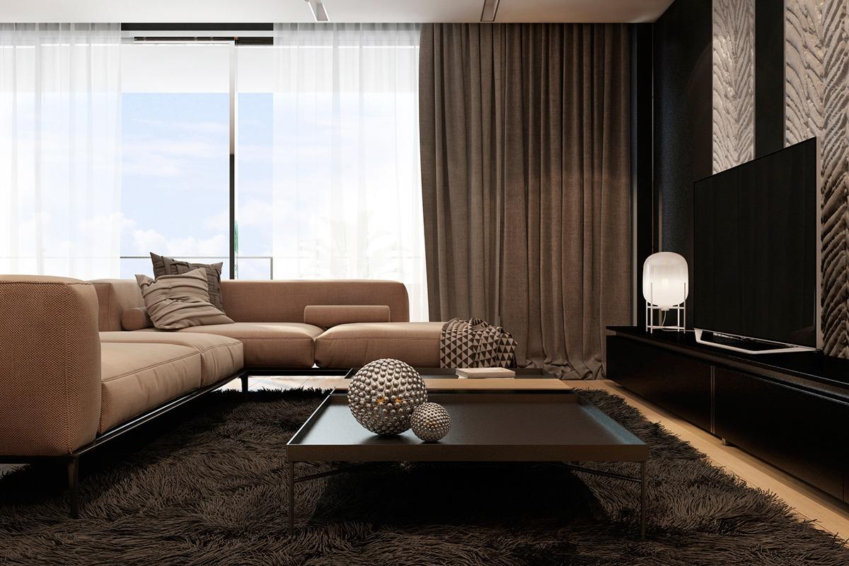Multi texture interior design interior design ideas - Texture in interior design ...