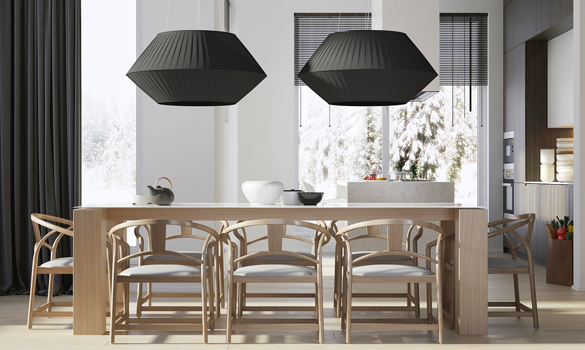 Oversized Pendant Lamps Interior