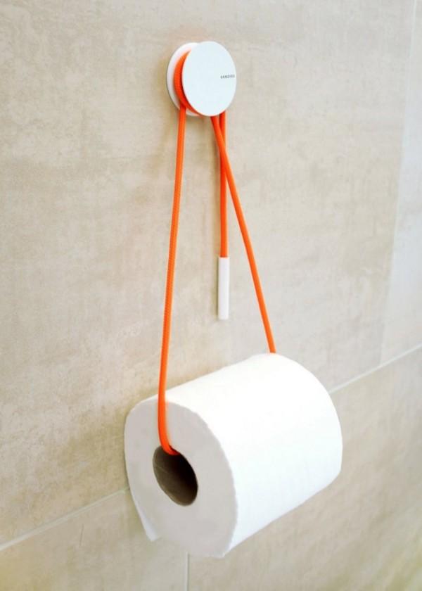 40 Cool Unique Toilet Paper Holders