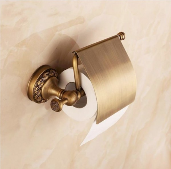 Elegant Bathroom Paper Towel Holder: 40 Cool & Unique Toilet Paper Holders