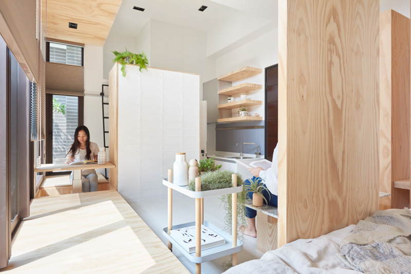 Closet Ideas For Small Spaces Tiny Houses