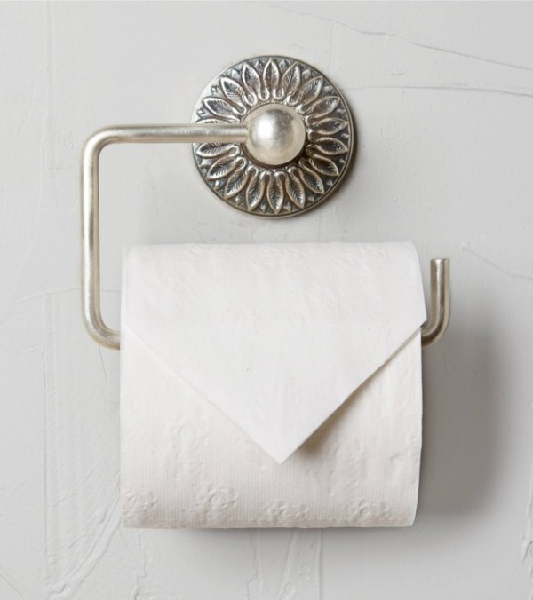40 Cool & Unique Toilet Paper Holders