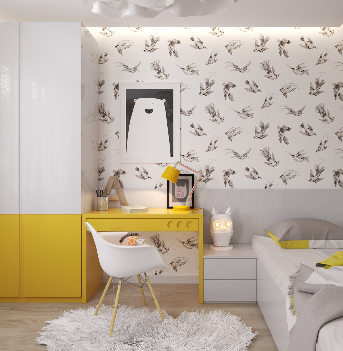 Creative Kid Rooms: 5 Creative Kids Bedrooms With Fun Themes