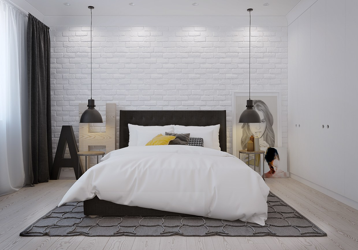 4 scandinavian homes with irresistibly creative appeal. Black Bedroom Furniture Sets. Home Design Ideas