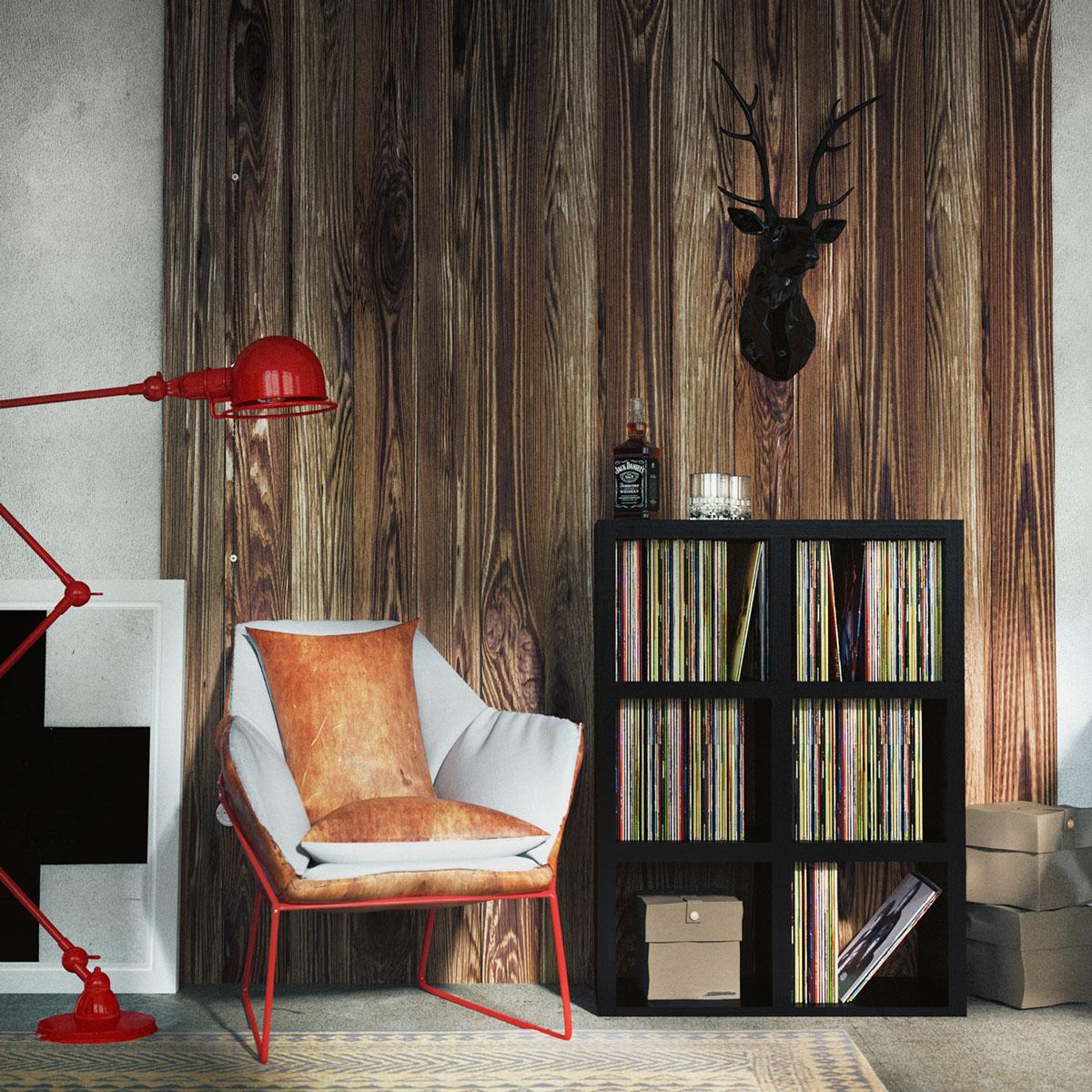 69 Cool Interiors With Exposed Brick Walls: Stylish Exposed Brick Wall Lofts