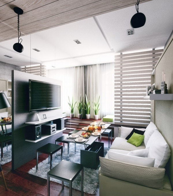 Small Apartment Ideas Interior Design Philippines: 6 Beautiful Home Designs Under 30 Square Meters [With