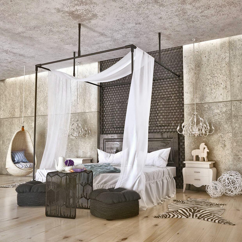 Exposed Concrete Walls Ideas Amp Inspiration