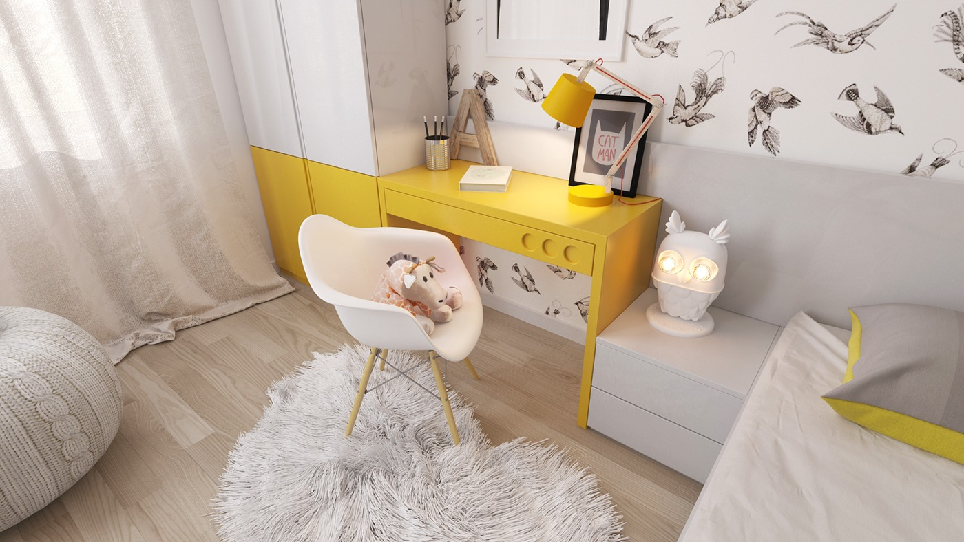 Bedroom Ideas: 5 Creative Kids Bedrooms With Fun Themes