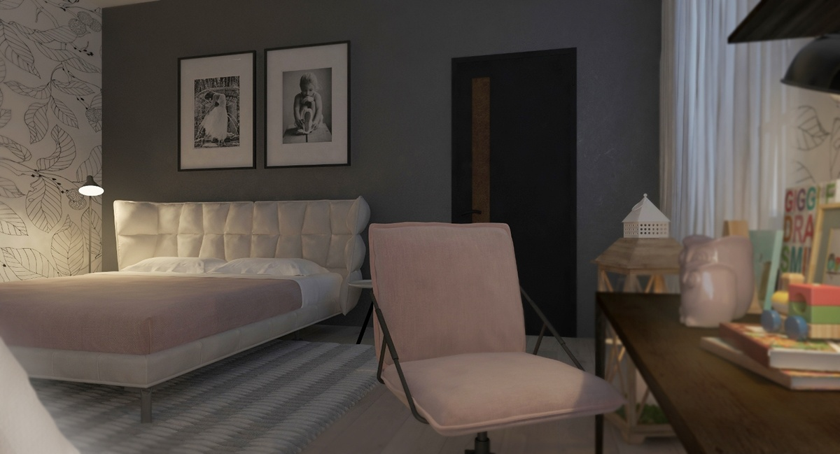 Pink and gray bedroom design 5 creative kids bedrooms with fun themes