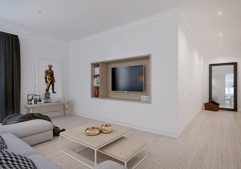 Scandinavian Home Fjeldborg Blog: 4 Scandinavian Homes With Irresistibly Creative Appeal