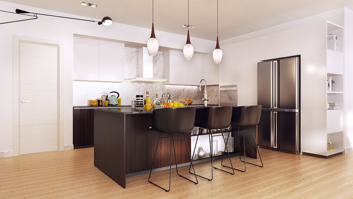9 Beautiful & Fantastic Luxury Kitchens With Pictures