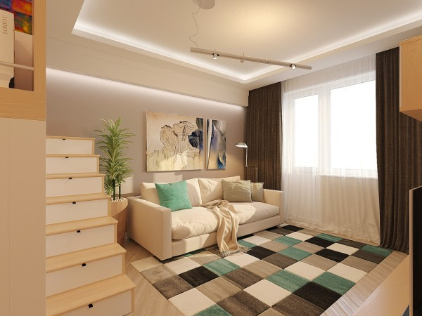 6 Beautiful Home Designs Under 30 Square Meters With Floor Plans