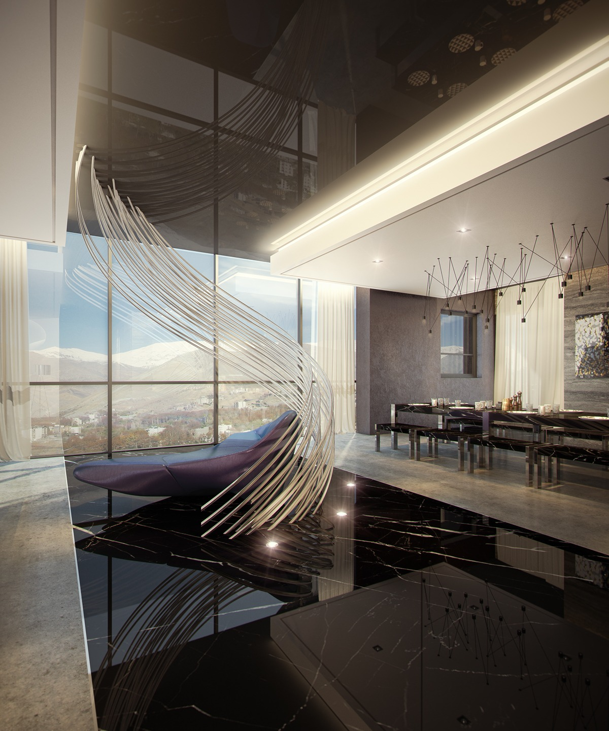 Luxury Apartment: Ultra Luxury Apartment Design