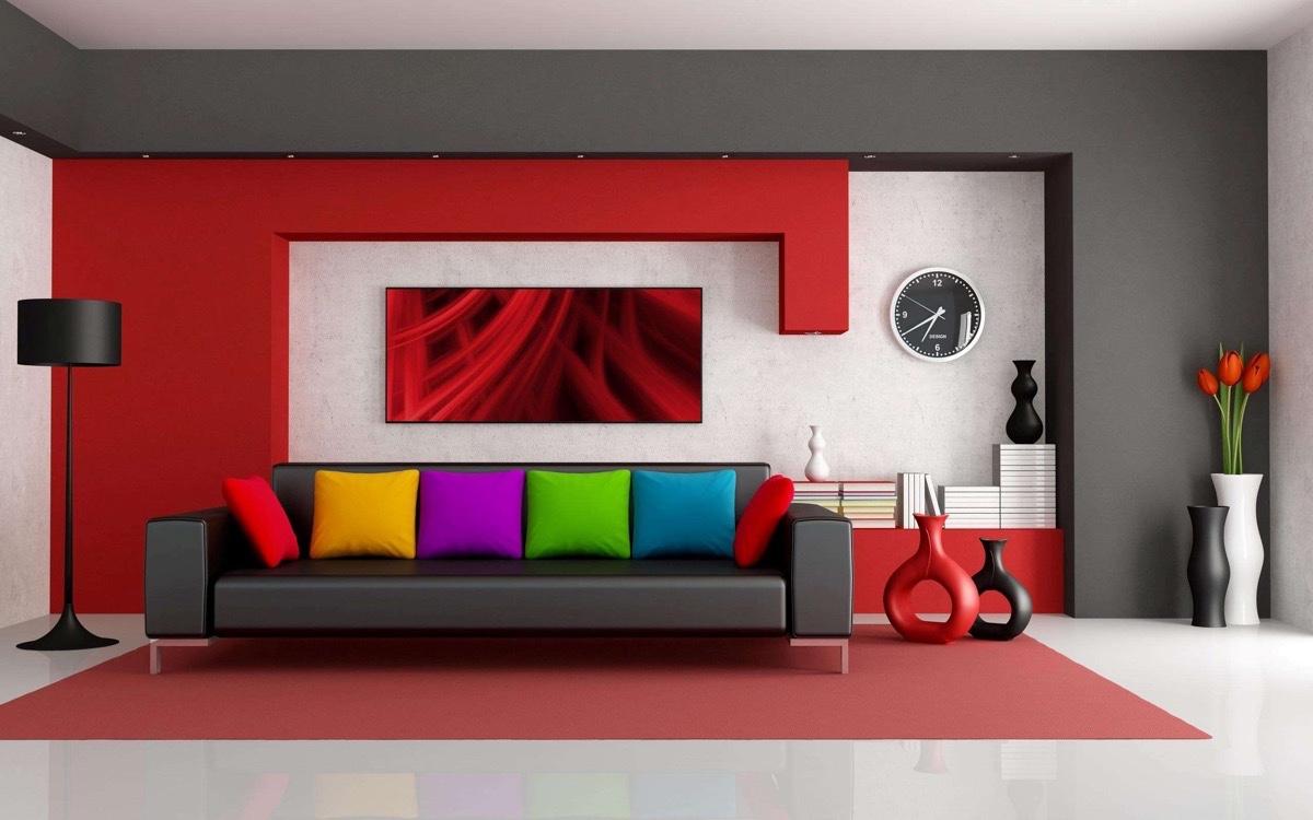 14 Via Walloza Although This Living Room