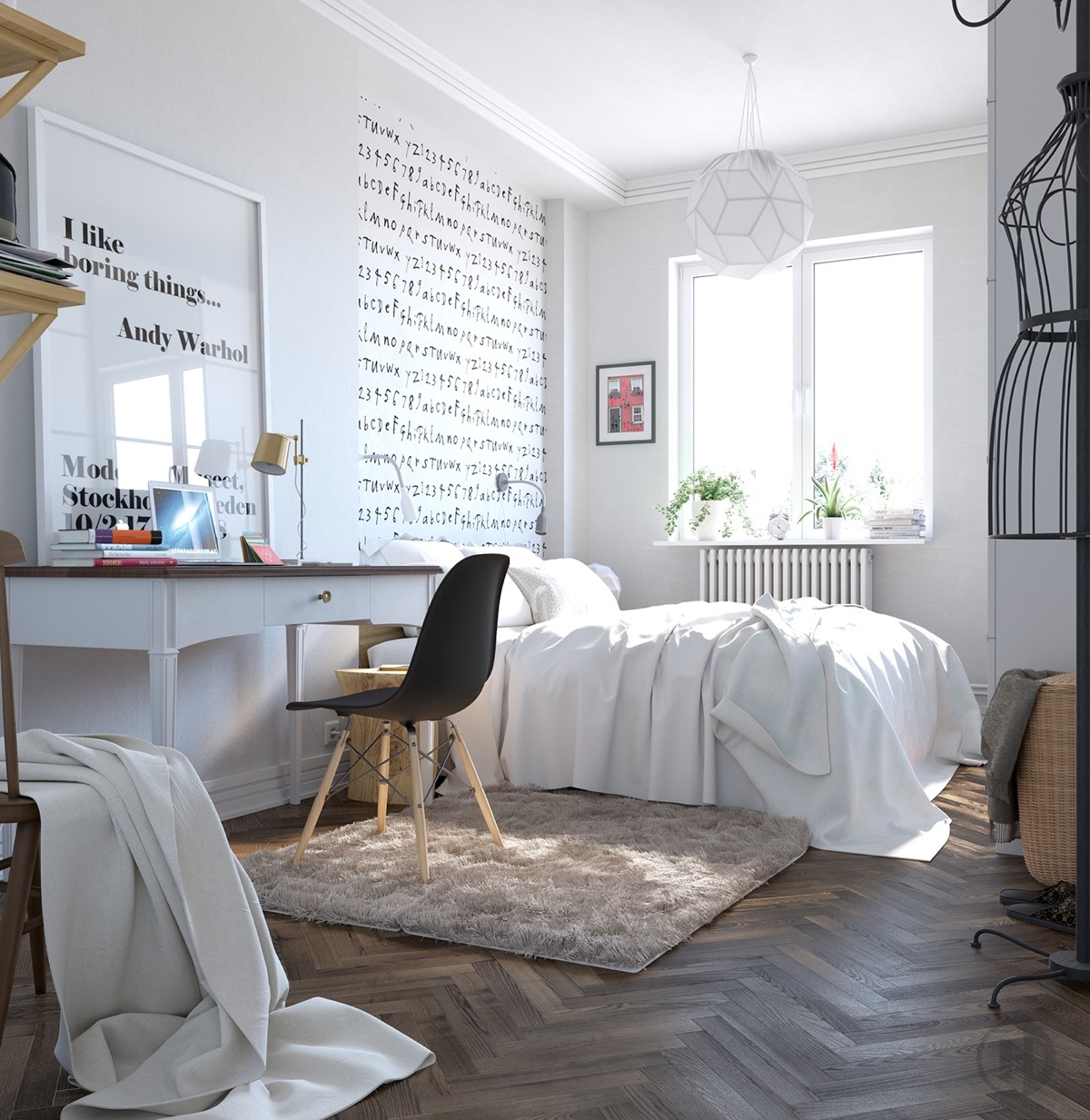 Scandinavian Design Of Bedroom Design Inspiration Architecture Rh  Elizadiaries Com