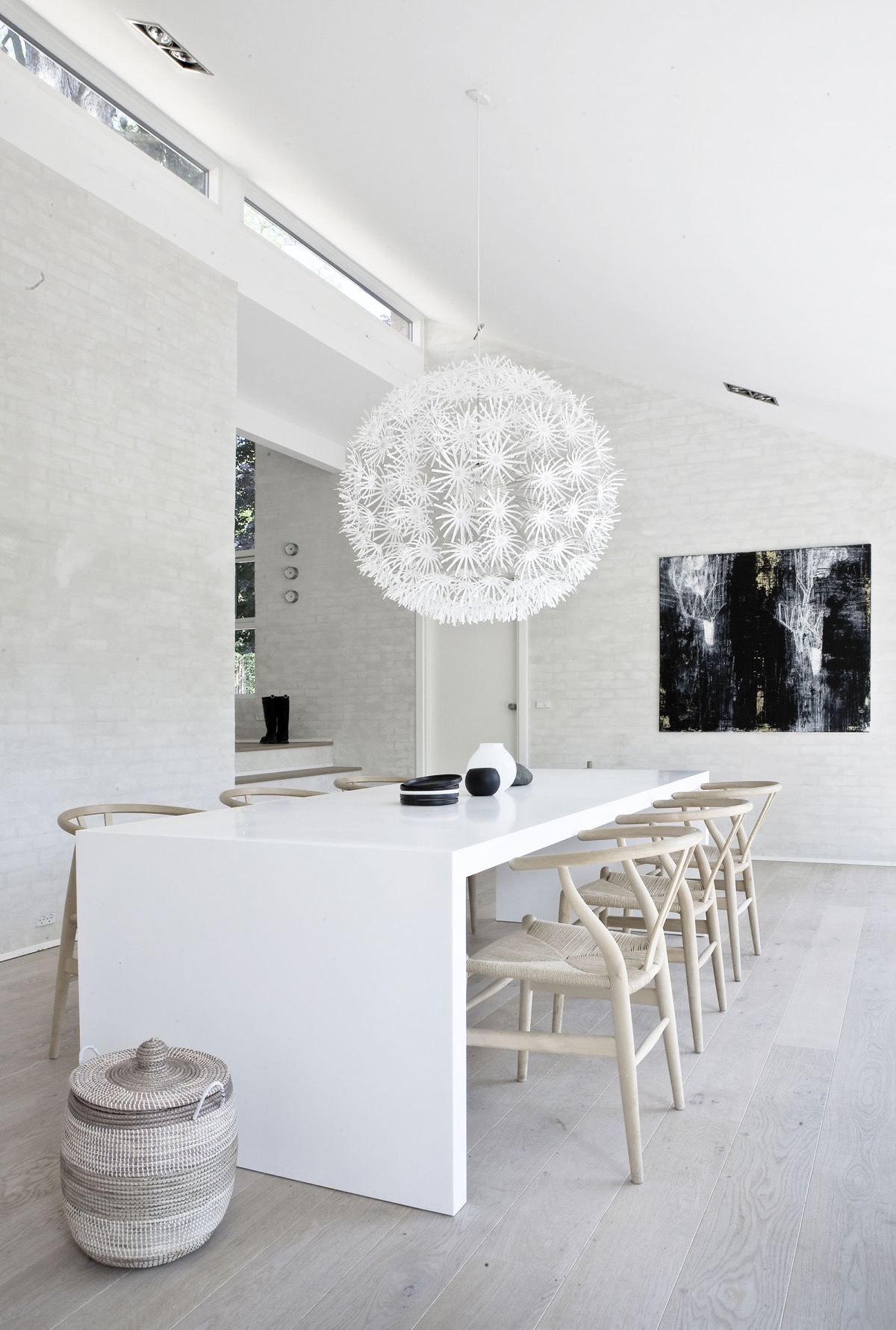 Scandinavian Style Dining Room Furniture: 32 More Stunning Scandinavian Dining Rooms