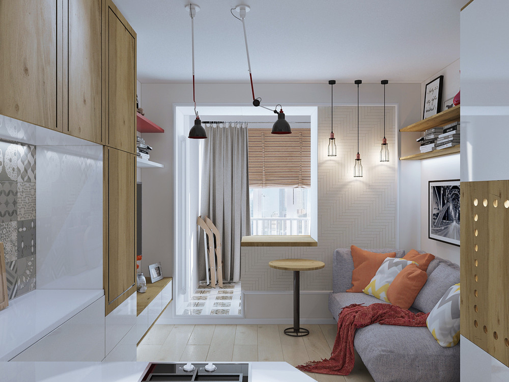 4 Super Tiny Apartments Under 30 Square Meters Includes Floor Plans