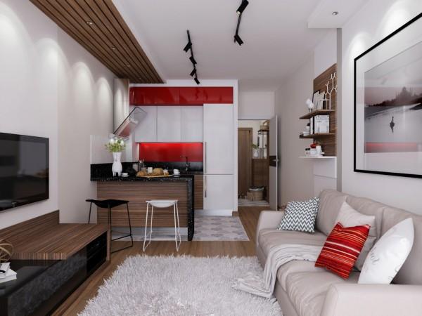 4 Super Tiny Apartments Under 30 Square Meters [Includes Floor Plans]