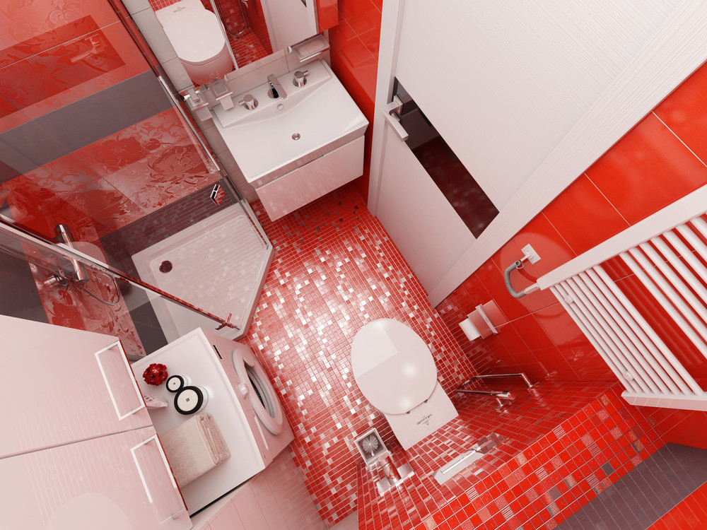 Tiny Home Bathroom Design: 4 Super Tiny Apartments Under 30 Square Meters [Includes