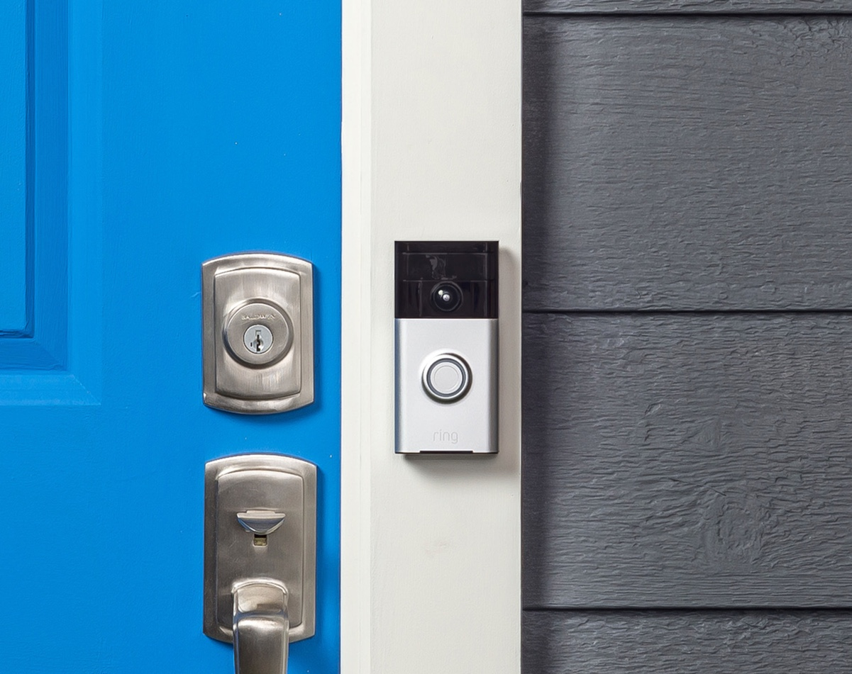 Product Of The Week Ring Wifi Enabled Video Door Bell