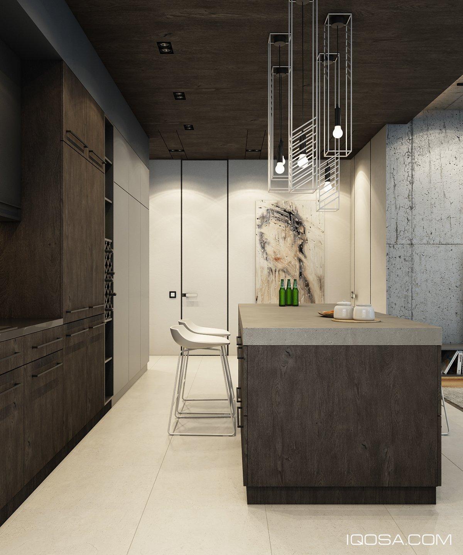 Brick Accent Wall Kitchen: Design A Chic Modern Space Around A Brick Accent Wall