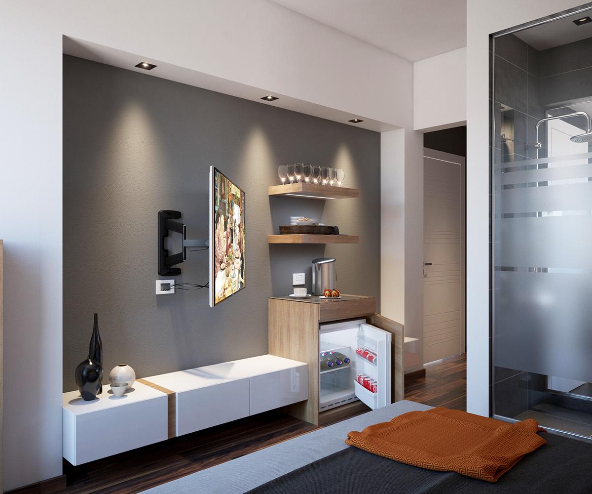 Unique Bedroom: 4 Luxury Bedrooms With Unique Wall Details