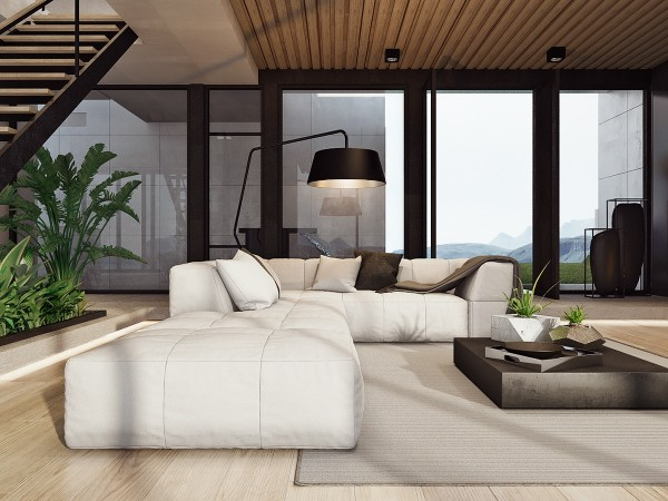 Stunning Costa Rican House With A Spectacular Coastal View Obsigen